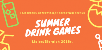 Summer Drink Games!
